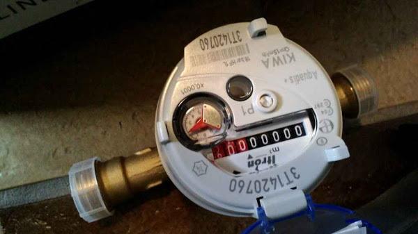 Afbeeldingsresultaat voor nieuwe watermeter